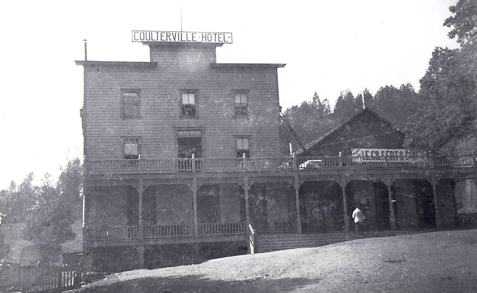 Coulterville Museum